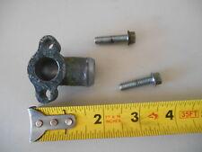 1988 KAWASAKI KX250 KX 250 MX Upper Cylinder Water Elbow Joint