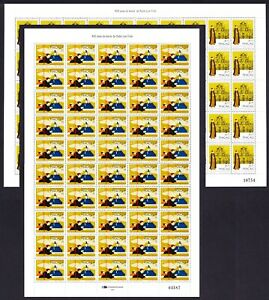 Macao Macau Father Luis Frois 2v Full Sheets 1997 MNH SG#992-993