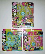 My Little Pony POP Pinkie Pie/Rainbow Dash Starter Kits & Zecora Style Kit