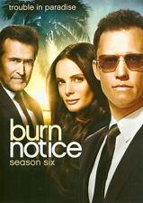Burn Notice: Season 6 New DVD