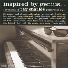 INSPIRED BY GENIUS...THE MUSIC OF RAY CHARLES  CD