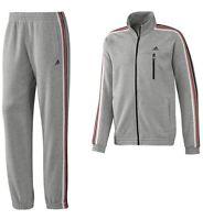 Adidas Herren Trainingsanzug Tracksuit COJO , Grau , Gr. S , Neu mit Etikett