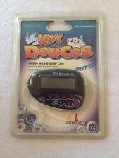 Key Deuces Electronic Video Poker Handheld Radica Model 315 Portable Pocket
