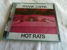 C D FRANK ZAPPA  HOT RATS