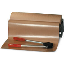 "Aviditi KPPC3650 Poly Coated Kraft Paper Roll 600 Length X 36"" Width Kraft"