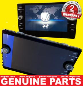 Neu Display, Bedieneinheit Composition Media 5G6919605B VW Golf 7  H52 version