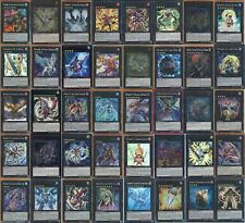 Yu-Gi-Oh! *10* XYZ Exceed Monster Cards Pack with Rares & Holos No Dupe + Bonus!
