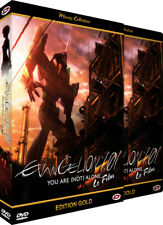 ★Evangelion : 1.01 - You are [not] alone ★ Le Film - Edition Gold - DVD