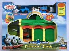 Thomas & Friends Discovery Junction Tidmouth Sheds Sounds & Actions Boys 2+ NEW