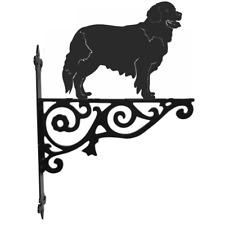 Stabyhoun Dog Metal Garden Ornamental Hanging Bracket