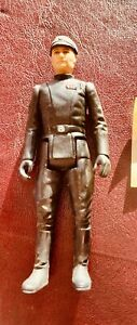Vintage Kenner Star Wars IMPERIAL COMMANDER Action Figure!! 1980 Hong Kong