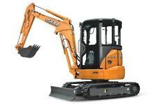 CASE CX CX31B CX36B COMPACT HYDRAULIC EXCAVATOR WORKSHOP SERVICE REPAIR MANUAL