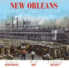 CD NEW ORLEANS Traditional Jazz di Various Artists 2cds