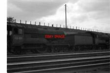 PHOTO  ROBINSON 'LARGE DIRECTOR' 4-4-0S 62689 'MAID OF LORN' POLMONT MPD SUMMER