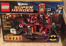 Lego Dynamic Duo Funhouse Escape (6857)