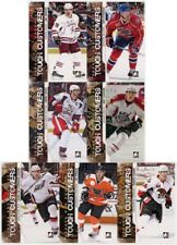 2011-12 In The Game Heroes & Prospects Hockey Tough Customers 7-Card Insert Set
