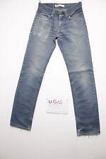 Levi's 511 slim jeans usato (Cod.U514) Tg.43 W29 L34 boyfriend