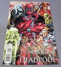 X-MEN ORIGINS: DEADPOOL 1 One-Shot  (VF/NM shape) Marvel Comics 2010
