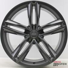 4 Original Audi A5 S5 8T 8F B8 19 Zoll Alufelgen 8T0601025H 8,5x19 ET32 TM