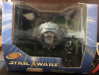 2003 Star Wars A New Hope Imperial Dogfight Tie Fighter & Pilot Action Figure