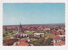 Lourenco Marques Vista do Bairro dos Cronistas. Cores De Macambique Postcard