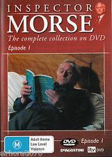 INSPECTOR MORSE Episode 1 DVD R4 - 2 - The Dead of Jericho
