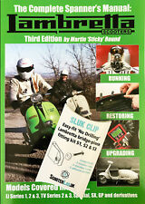 Lambretta Concessionaires - The Complete Story 1951 to 1971 by Stuart Owen