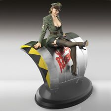 Royal Models 1/35 Pin-Up Pilot w/Decals & Base