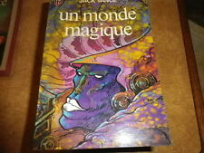 UN MONDE MAGIQUE JACK VANCE    NO  836