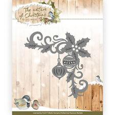 Embossing Folder von Amy Design Vintage Winter ADEMB10008 Prägeschablone