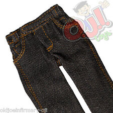 FemBasix Black Denim Pants Jeans for Female Action Figures 1:6 (1347g24)