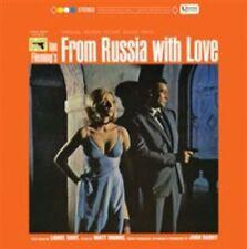 John Barry From Russia With Love 180 Gram Vinyl LP Mp3 James Bond 007