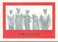 DDR Gedenkblatt Dresden (A4-10)