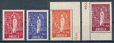 311112) Angola Nr.315-318** Hl. Madonna von Fatima