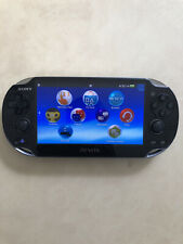 Sony Playstation Vita (PS Vita) - PCH-1001 - 3.65 Black OLED WiFi Model