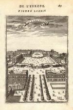 CHÂTEAU VERSAILLES. Decorative view. Petite Grande Écuries Ecuries. MALLET 1683