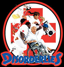80's Classic Comedy Disorderlies Poster Art custom tee AnySize AnyColor Fat Boys