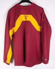 USC Trojans  Shirt Nike Long Sleeve Size S