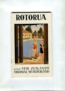 Rotorua travel guide Art Deco