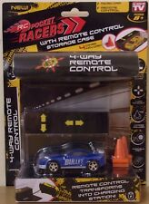 R/C Pocket Racers Micro Car ~ Bullet ~ 4 Way Remote Control
