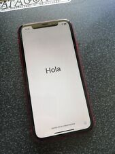 iPhone XR product (RED) Mint, iCloud l0cked 64GB