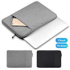 Waterproof Sleeve Case Bag For Laptop 13 15.6 inch Macbook Air Pro Notebook Dell