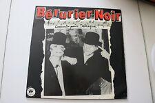 disque vinyle punk 33T BERURIER NOIR Concerto pour détraqués BONDAGE RECORDS