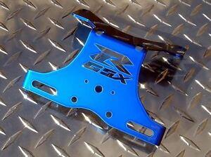 Suzuki K3-K4 GSX-R1000 Candy BLUE Fender Eliminator / Tail Tidy GSXR 2003 2004