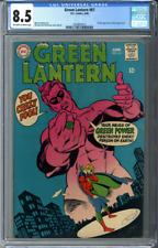 Green Lantern #61 CGC 8.5