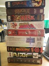 Lot of Mac Computer Games, Some Factory Sealed