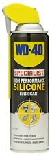 WD-40 Specialist 300g High Performance Silicone Lubricant Enhancer