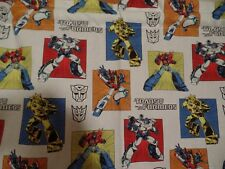 Disney Transformers Boys Handmade Bedroom Window Curtain VALANCES