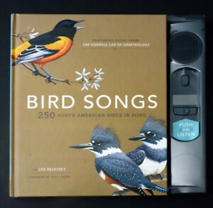 Bird Songs - 259 North American Birds in Song – Les Beletsky