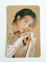 K-POP IU Limited Photocard - Official April 2020 Limited Goods
